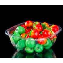 Envase de tomate de plástico PET de calidad alimentaria