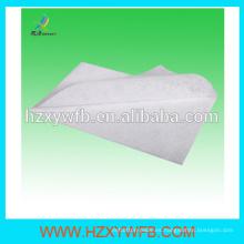 Spunlace malla no tejida / toallas desechables perfumadas de la línea aérea