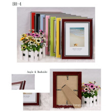 Plastic Colorful Picture Frame (BH-4A3)
