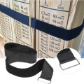 Heavy-duty Nylon Hook and Loop Pallet Strap