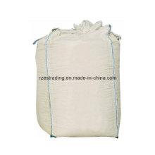 Sacs à fond plat en plastique, emballage alimentaire, Jumbo grand sac 90cmx90cmx140cm