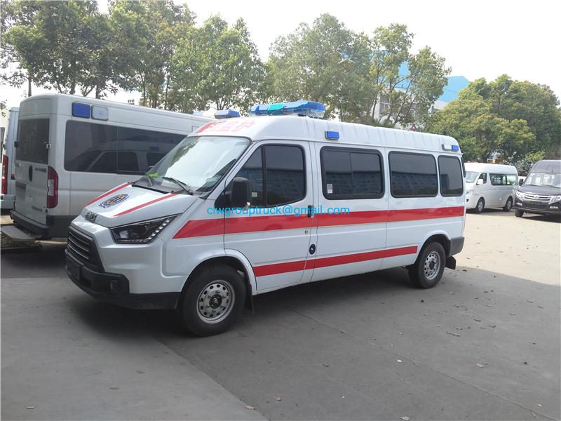 Jmc Ambulance 1