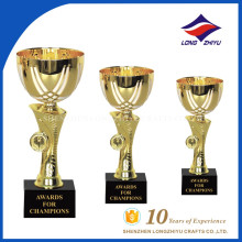Hot Selling Trophy Cup Metal Trophy Cups Award