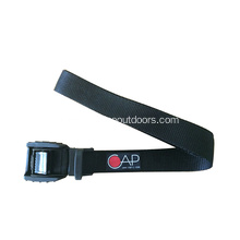 Custom Logo 5m Retractable Polyester Quick Release Cam Printed Tie Down Straps