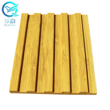 bamboo interior decor 3d reinforced prefabricated wall panel / panels for low cost housing