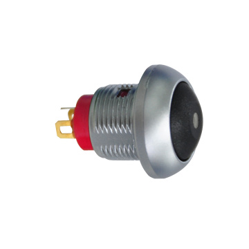 Su geçirmez LED Metal Elektrik Push Button Switch