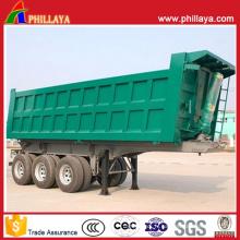 Nouveaux produits: Camion semi-remorque à benne basculante et benne hydraulique