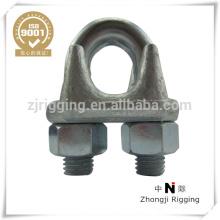 attaches en métal Fermeture à clip forgée Drop avec fournisseur de porcelaine de type US