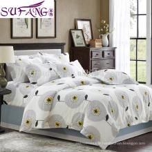 2017 Amazon Hot Sale Hôtels Southwestern Bed Sheet Bedding Set