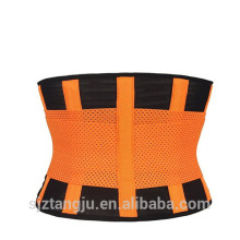 new production back pain heat belt waist slimming belt back brace belt