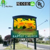 Commercial electronic outdoor led display