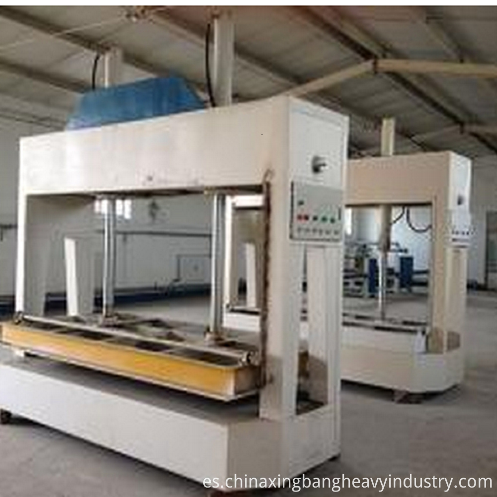 High Quality Plywood Pre Press Machine