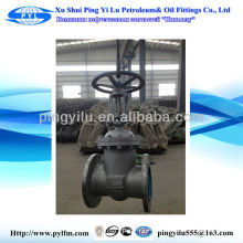 Oil pipe gate valves fittings