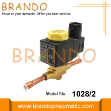 1028/2A6 1028/2A7 CASTEL Type Solenoid Valve 1/4'' ODS