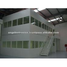 Clean Room Aluminium Profiles