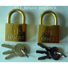 All Copper Padlock, All Brass Padlock, Brass Lock Al-30