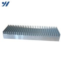 Échantillon gratuit Mini Aluminium Extrudé 10mm Profil 10x10x10mm Argent Chipset RAM Radiateur