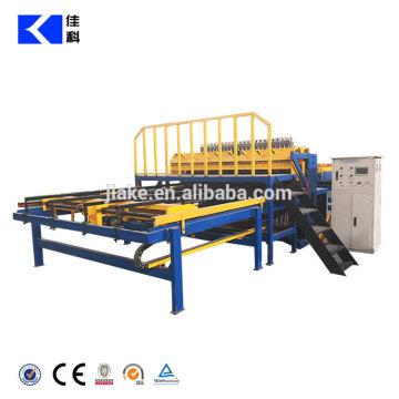 Melhor Preço Totalmente Automático Reforçado máquina de solda de malha de barra de aço