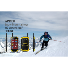 Snow Mountaineer 4G wasserdichtes TELEFON