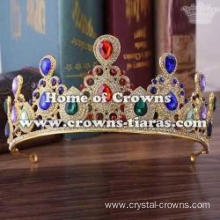Baroque Style Wedding Diamond Tiaras And Crowns