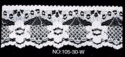 Fashion Lace Accessories for Garments and Shoes