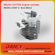 Brush cutter 1E40F-6 engine cylinder