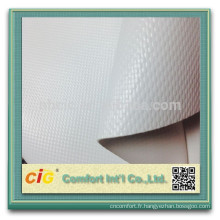 bâche en PVC/pvc clair filet bâche de protection bâche/pvc transparent