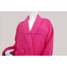 High Quality Top-End Hotel Double-Sided Single Layer Terry Bathrobe (DCS-9005)