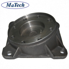Foundry Custom Ggg50 Ductile Cast Iron Water Pump Parts