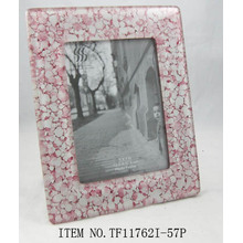 Gorgeous Fused Glass Photo Frame