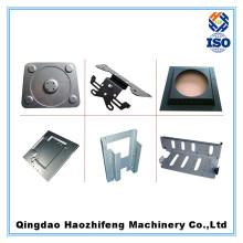 China CNC-Blech der Fabrik, das Teile stempelt