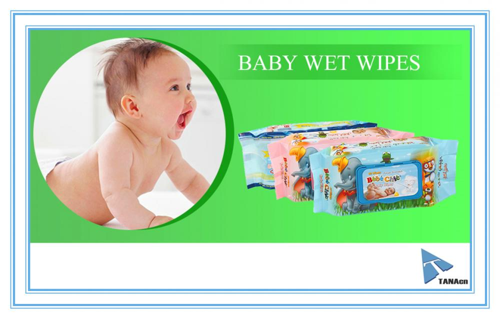 Baby Skincare Wipes to Clean
