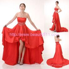 Astergarden новый дизайн бисером милая вечернее платье AS064