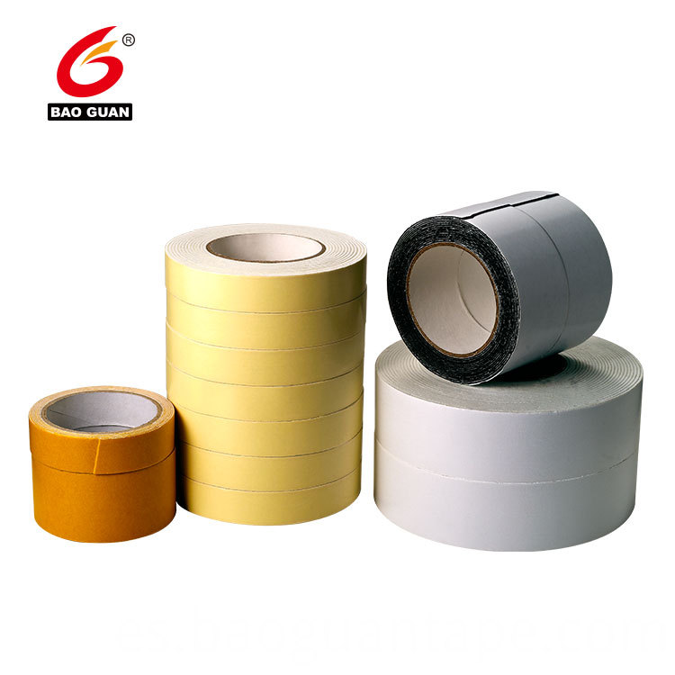 Double Sided Solvent Eva Faom Tape