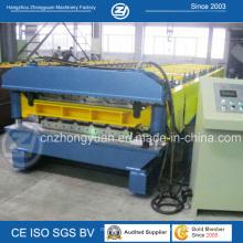 Профилегибочная машина для производства двойных стальных профилей