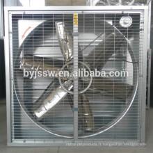 Ventilateur mural Ventilateur d'extraction d'air de ferme de poulet