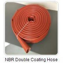 Through-The-Weave Double Coating NBR Fire Hose
