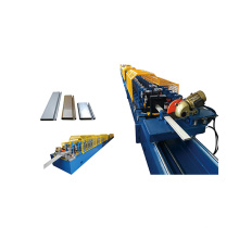 Máquina formadora de portas de persianas isoladas de camada dupla