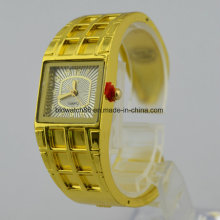 Bangle Wrist Watch Quartz Gold Fashion Bracelet Ladies Watches