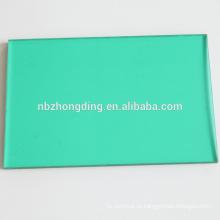 ISO9001 на производство вырезывания прозрачный ПК плиты дома полый лист поликарбоната