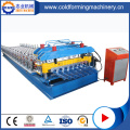 Aluminium Glazed Tile Cold Forming Machinery