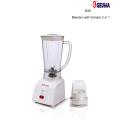 1250 Plastic Jar High Speed Fruit Smoothie Blender (B38)