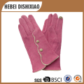 2016 New Product 100%Cashmere Touch Screen Gloves Women's Cashmere Touch Screen Gloves