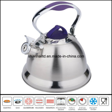 High Quality Stainless Steel Whistling Kettle Kitchenware
