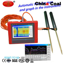"""Automatic Handheld 7"""" Inch Underground Water Finder Detector"""