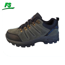 Leather waterproof mountain climbing shoes