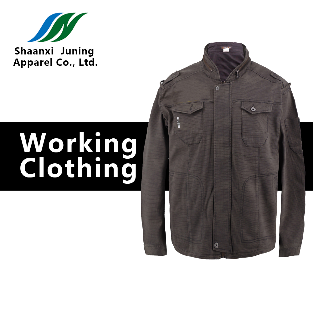 Fashionable Young Workers  Waisted Slim Work Clothes