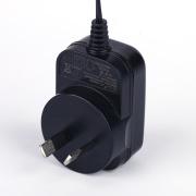 9V0.6A power adapter meets SAA MEPS standard