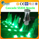 Casacade Jets Fountain Nozzle for Music and Dancing Fountain Project