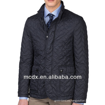 Estilo básico de la venta caliente 2015 Más la chaqueta de la venta al por mayor del tamaño